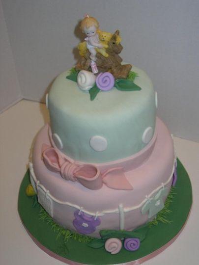 Custom Baby Shower Cakes Jacksonville Fl