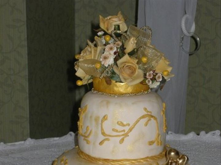 Tmx 1240706258984 BurnsClemmonscake1908032 Orlando wedding cake