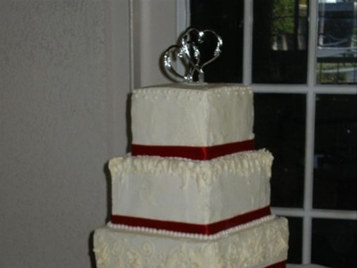 Tmx 1240781077921 SpringerandWyattWeddingandGeorgias80th005 Orlando wedding cake