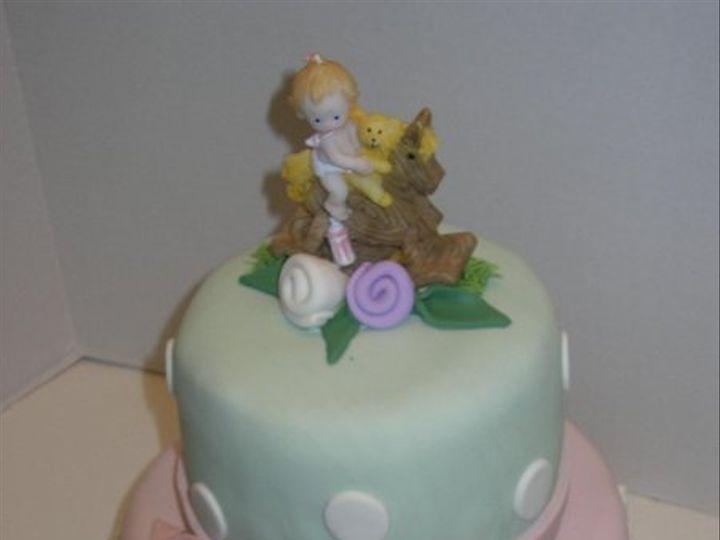 Tmx 1240782345500 BabyShowerGirlDonnaF.042 Orlando wedding cake