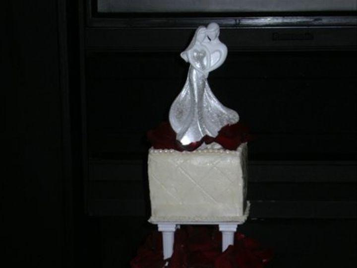 Tmx 1279240258698 BrendaandPedroMartinezJuly102010005 Orlando wedding cake