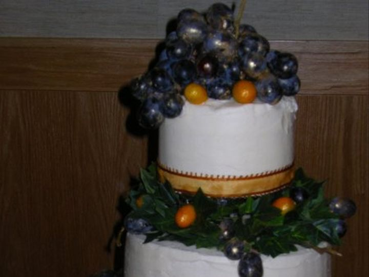 Tmx 1279711680996 JohnandAngelaTodd111509003 Orlando wedding cake