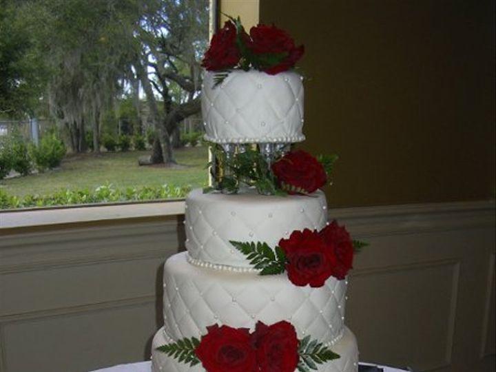 Tmx 1302779125205 MooreVeltriwedding21211012 Orlando wedding cake