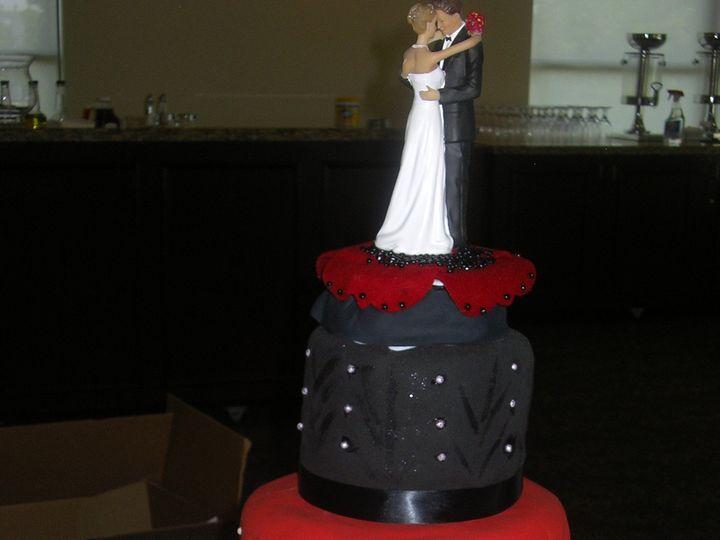 Tmx 1365536282529 Shannon  Clayton 9 1 12 1 Orlando wedding cake