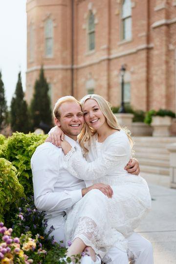 Provo City Center Wedding