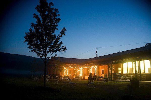 Tmx 1323899168413 DiningHallglow Starksboro, Vermont wedding venue