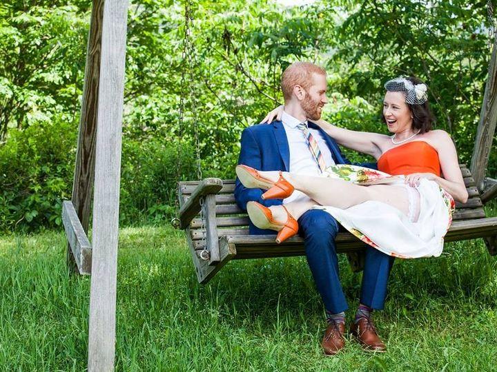 Tmx 1443629879600 Red And Kate2015 Starksboro, Vermont wedding venue