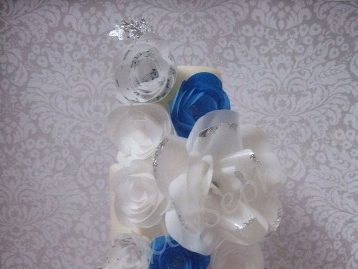 Tmx 1457826463567 Image Spring Lake wedding cake