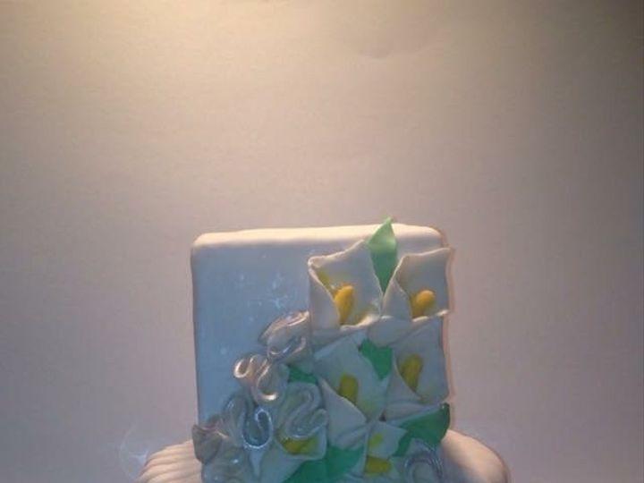 Tmx 1457826478336 Image Spring Lake wedding cake