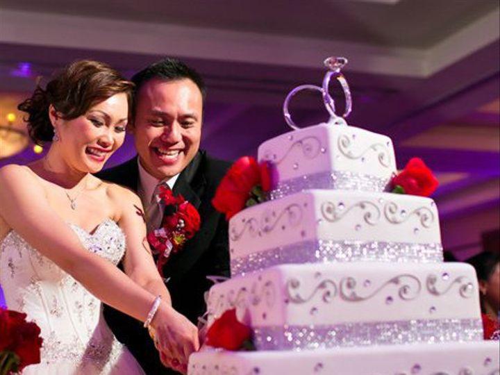Tmx 1452895527434 Cake1 Watsonville, CA wedding cake