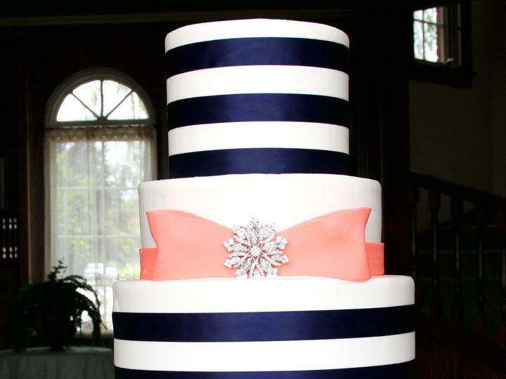 Tmx 1452895796277 Wedding0506 Watsonville, CA wedding cake