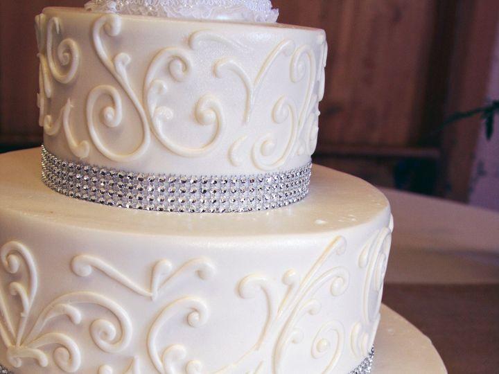 Tmx 1452895825088 Wedding0556a Watsonville, CA wedding cake