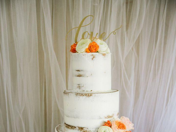 Tmx 1452895919586 Wedding0678a Watsonville, CA wedding cake