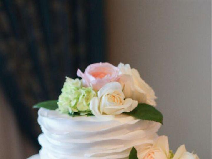 Tmx 1452895947413 Wedding0687 Watsonville, CA wedding cake