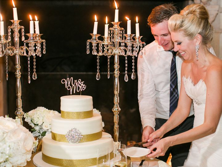 Tmx 1452896053493 Wedding0743a Watsonville, CA wedding cake