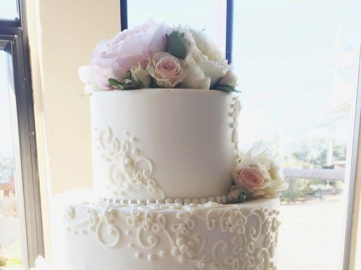 Tmx 1452896095577 Wedding0746 Watsonville, CA wedding cake