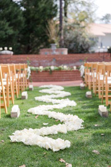 Carolina Terrace Ceremony