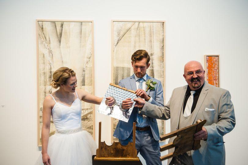 Bonds of Matrimony!