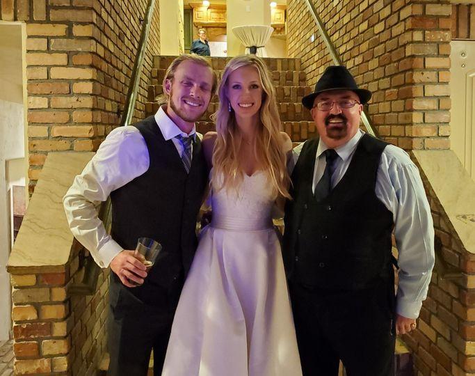A wonderful couple!