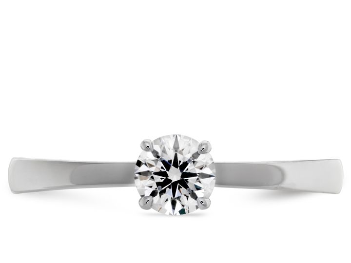 Tmx 1383750508372 8hof Signature Solitaire  Boston wedding jewelry