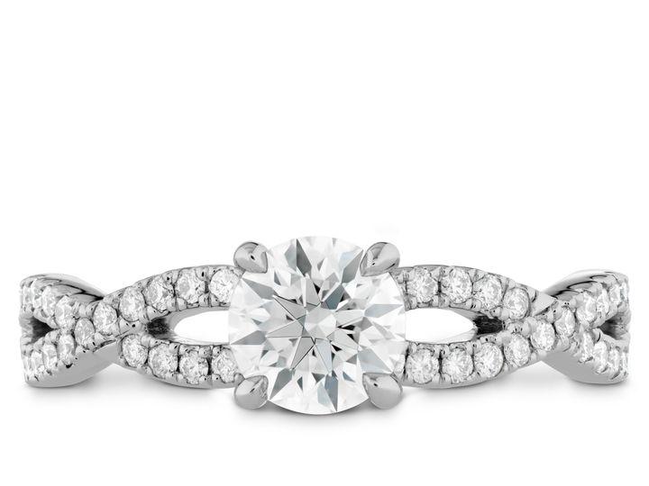 Tmx 1429689940108 Destiny Twist Engagement Ring   Diamond Band Boston wedding jewelry