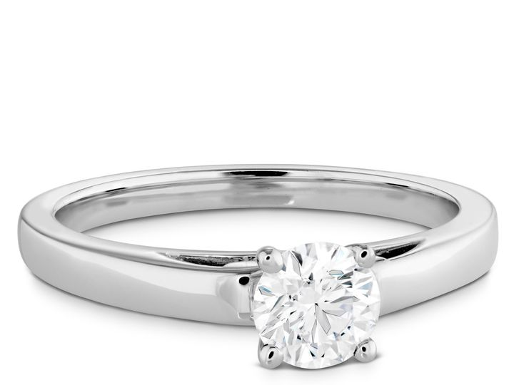 Tmx 1429697665437 Simply Bridal Solitaire Engagement Ring Boston wedding jewelry