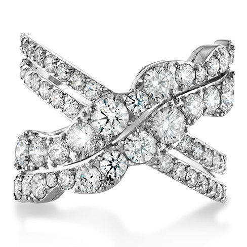 Tmx 1447438669203 Lorelei Diamond Cross Over Ring 1 Boston wedding jewelry