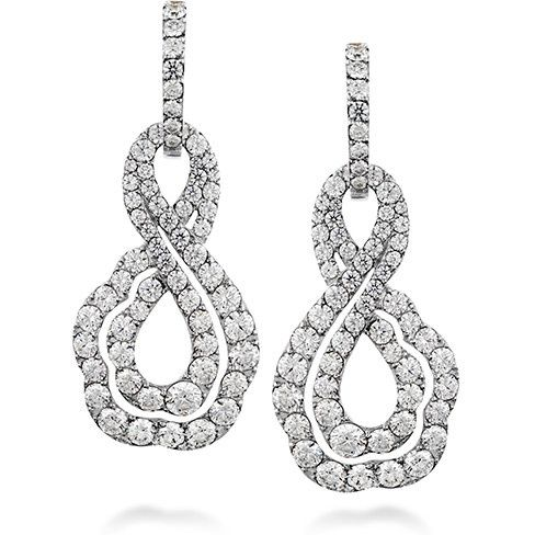 Tmx 1447438676188 Lorelei Diamond Infinity Earrings 1 Boston wedding jewelry