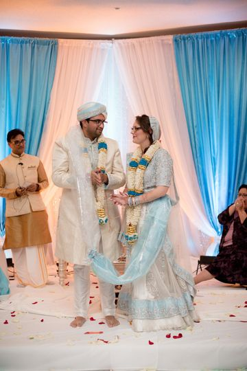 Hindu wedding ceremony Stoney Creek Inn Columbia MO