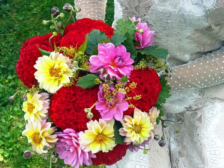 Tmx 1379354443960 Dahlias 016 Jersey City wedding florist