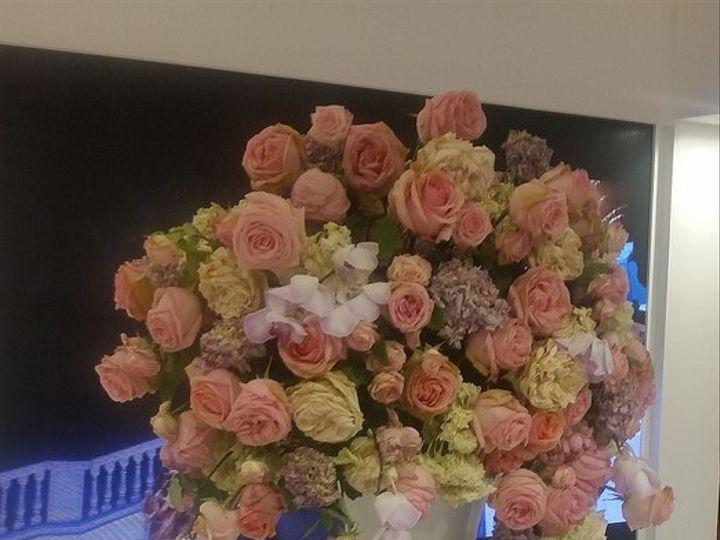 Tmx 1492621408182 Floral Cascade Bouquet Cropped Lorton wedding eventproduction