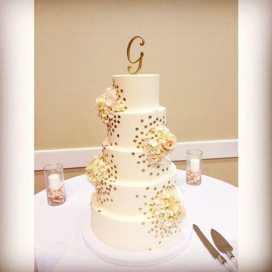 Simply Cakes - Wedding Cake - Cary, NC - WeddingWire