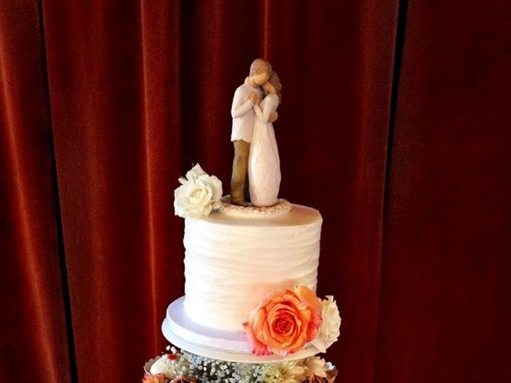 Tmx 1415159953214 Img2421 Cary, North Carolina wedding cake