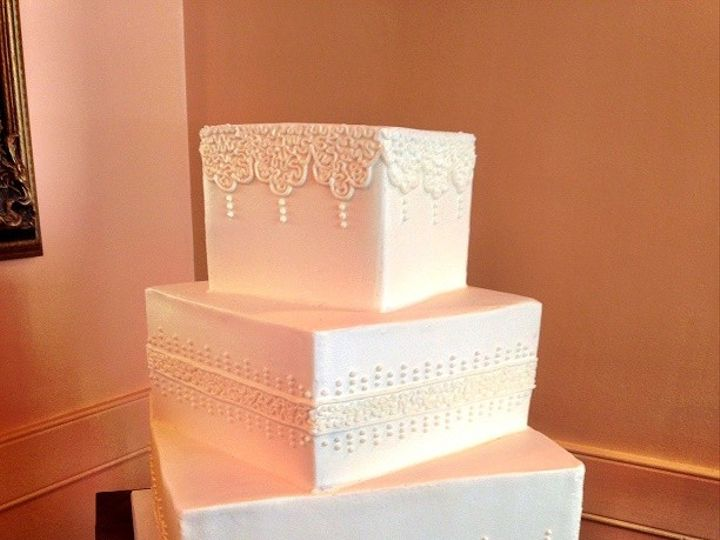 Tmx 1415159982409 Img2567 Cary, North Carolina wedding cake