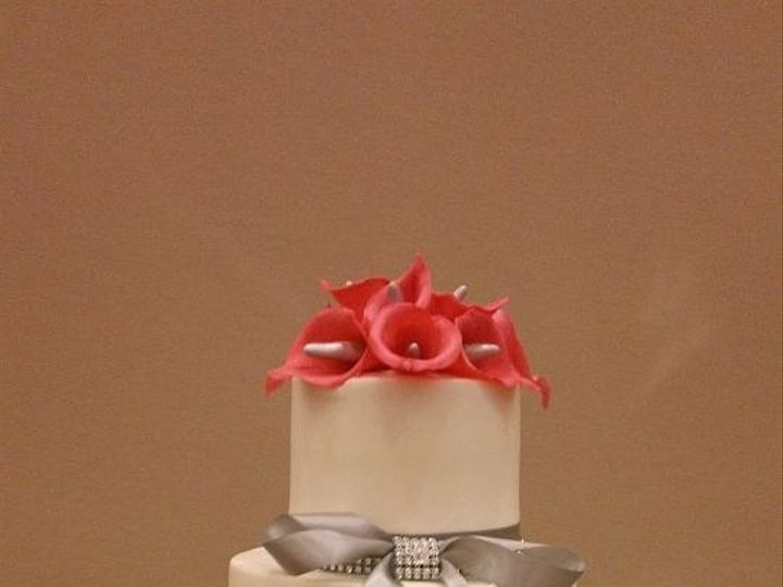 Tmx 1415160005795 Gina Cary, North Carolina wedding cake
