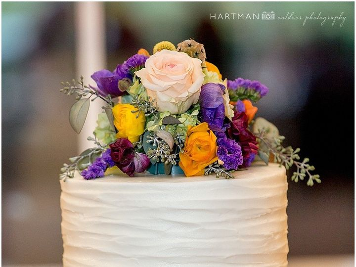 Tmx 1422504836015 2014 12 110004 Cary, North Carolina wedding cake