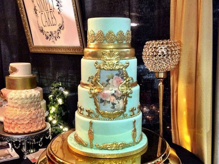 Tmx 1422505032272 1089095315353526467320352016272181n Cary, North Carolina wedding cake