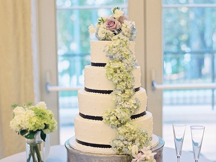 Tmx 1422505059563 Nrp Callie Carkevwed 3022 Cary, North Carolina wedding cake