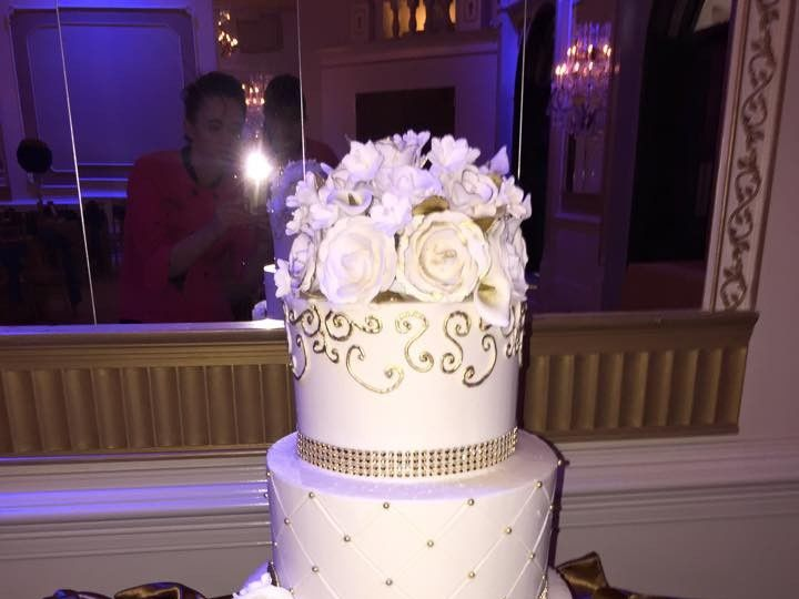 Tmx 1428364905726 10409365101553465183605248226222493691833140n Cary, North Carolina wedding cake