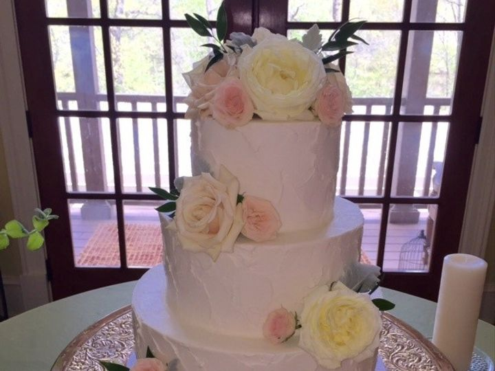 Tmx 1429413357154 Laura Cary, North Carolina wedding cake