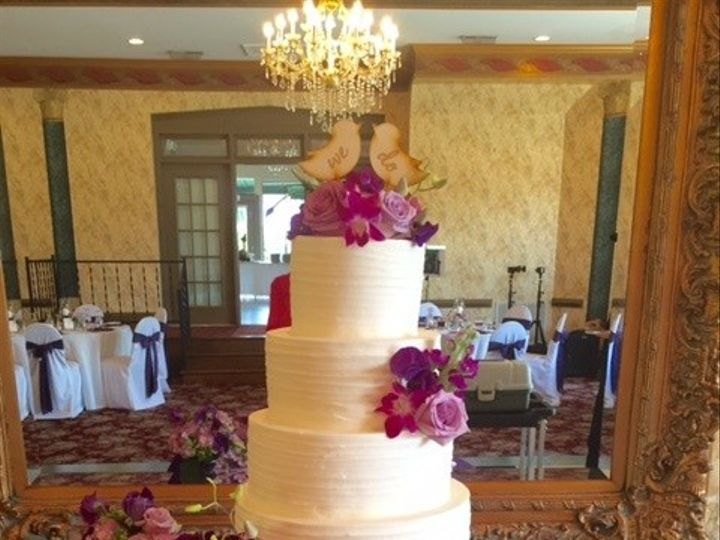 Tmx 1435196689609 Fullsizerender 5 Cary, North Carolina wedding cake