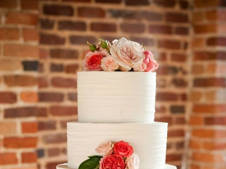 Tmx 1446772987453 1169598616110283625192903717187010012646787n Cary, North Carolina wedding cake
