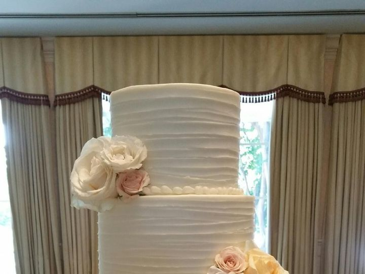Tmx 1446773178050 Img1757 Cary, North Carolina wedding cake