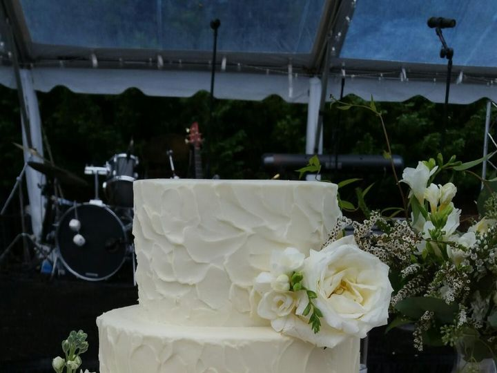 Tmx 1446773191429 Img1682 Cary, North Carolina wedding cake