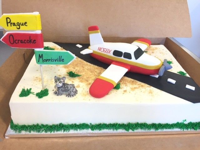 Tmx 1446773517793 Plane Cary, North Carolina wedding cake