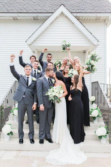 lichti bridal party 4 51 1002382
