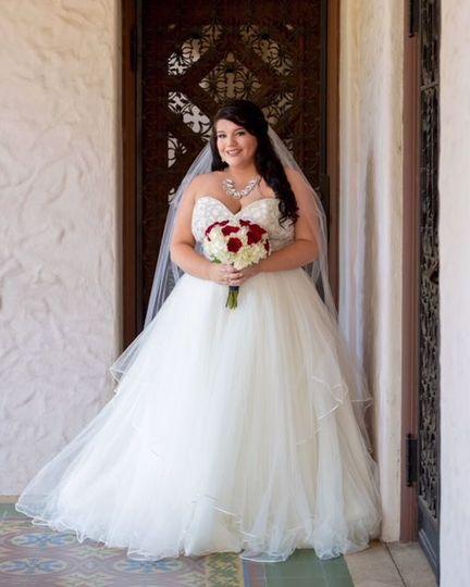 Big white dress