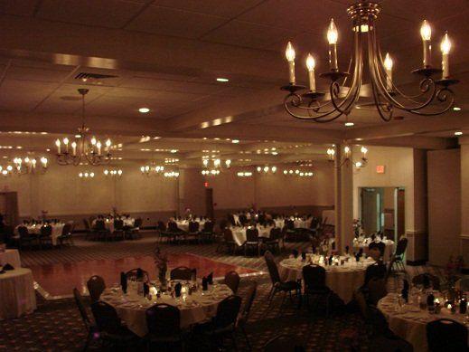 Grand Rooms with optional dancefloor