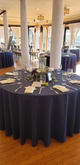 Setup table