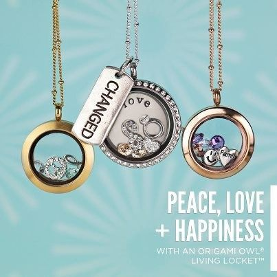 changed locket origami owl